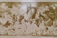 彫刻(材質 木) 材質によっても仕上がりは変わりますが、鮮明に 彫刻することが可能です。